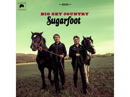 SUGARFOOT - Big Sky Country (LP)
