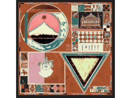 OLDEN YOLK - Living Theatre (LP)