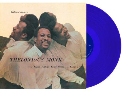 THELONIOUS MONK & SONNY ROLLINS - Brillant Corners (Blue Vinyl) (LP)