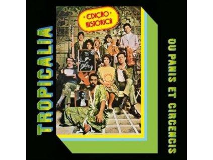 TROPICALIA - Ou Panis Et Circensis (Clear Vinyl) (LP)