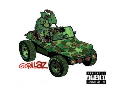 GORILLAZ - Gorillaz (LP)