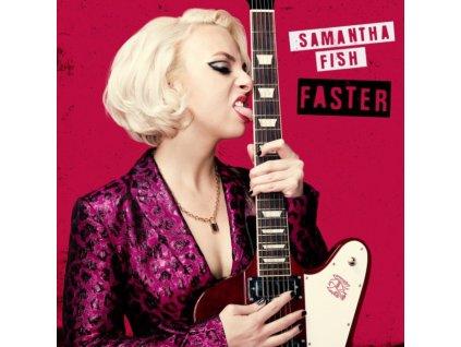 SAMANTHA FISH - Faster (LP)