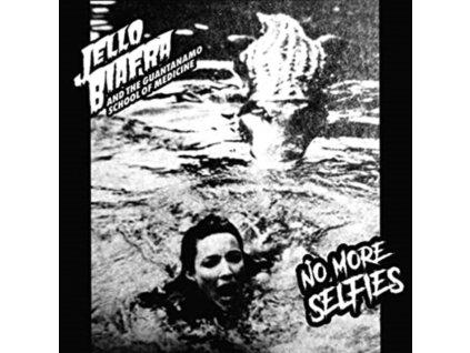 "JELLO BIAFRA AND THE GUANTANAMO SCHOOL OF MEDICINE - No More Selfies (7"" Vinyl)"