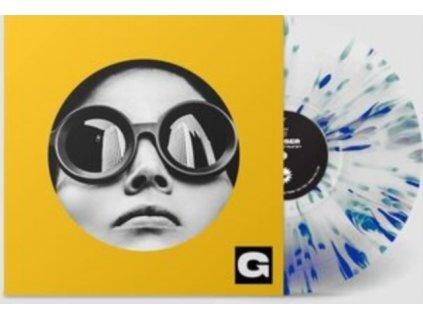 GANSER - Just Look At That Sky (Blue Splatter Vinyl) (LP)