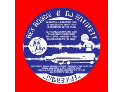 """REX RONNY & DJ SOTOFETT - Epidermis (12"""" Vinyl)"""