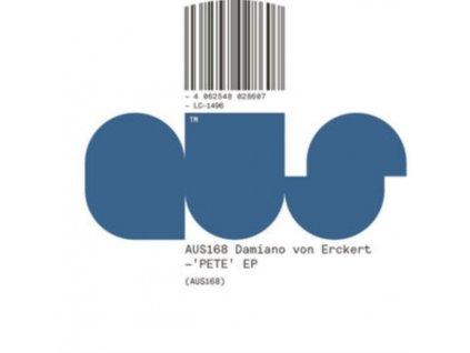 """DAMIANO VON ERCKERT - Pete (12"""" Vinyl)"""