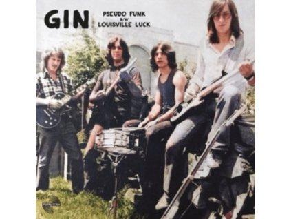 """GIN - Pseudo Funk (7"""" Vinyl)"""