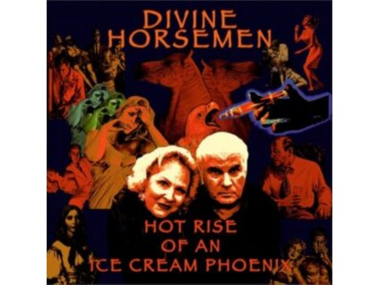 DIVINE HORSEMEN - Hot Rise Of An Ice Cream Phoenix (LP)