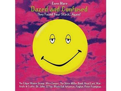V/A - EVEN MORE DAZED AND CONFUSED (1 LP / vinyl)
