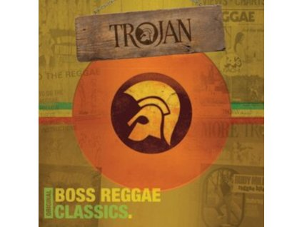 VARIOUS ARTISTS - Original Boss Reggae Classics (LP)