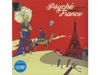 VARIOUS ARTISTS - Psyche France - Vol 3 (LP)