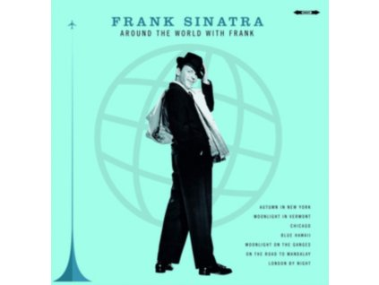 FRANK SINATRA - Around The World With Frank (LP)
