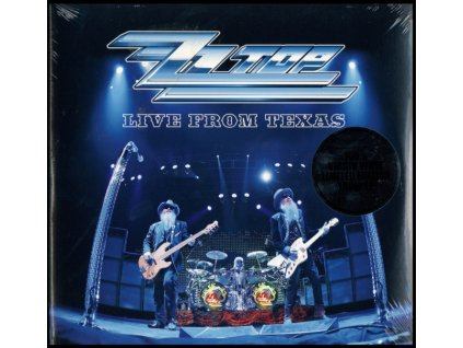 ZZ TOP - Live From Texas (LP)