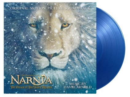 ORIGINAL SOUNDTRACK - Chronicles Of Narnia Voyage Of The Dawn Treader (Coloured Vinyl) (LP)