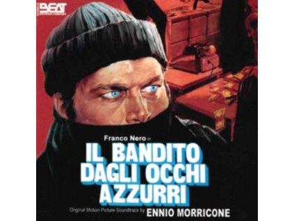 ENNIO MORRICONE - Il Bandito Dagli Occhi Azzurri (Limited Edition) (LP)