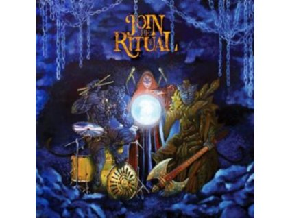 VARIOUS ARTISTS - Join The Ritual (LP)