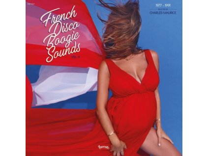VARIOUS ARTISTS - French Disco Boogie Sounds Vol. 4 (LP)