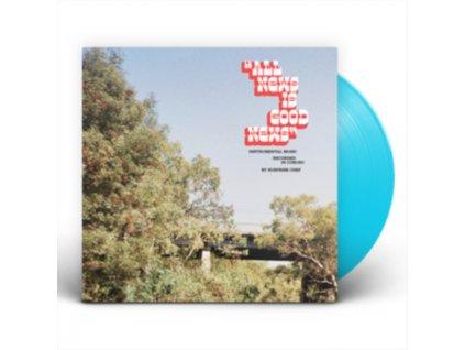 SURPRISE CHEF - All News Is Good News (Light Blue Vinyl) (LP)