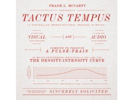 A PULSE TRAIN - Tactus Tempus (LP)