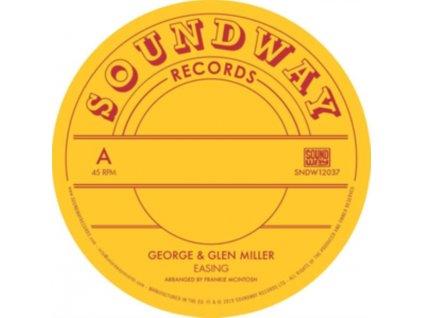 "GEORGE & GLEN MILLER - Easing (12"" Vinyl)"