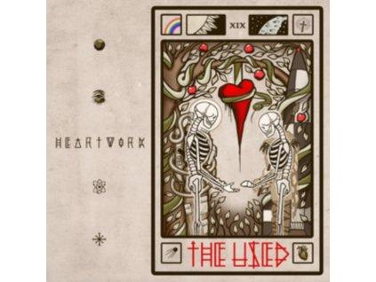 USED - Heartwork (LP)