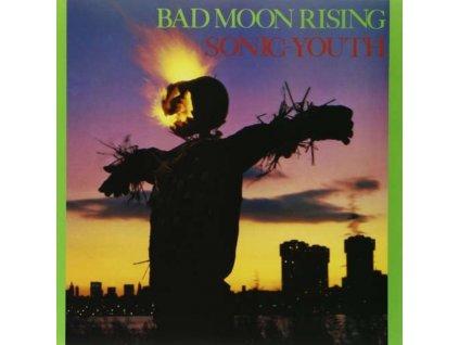 SONIC YOUTH - Bad Moon Rising (LP)