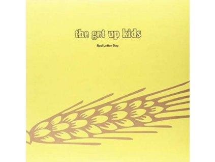 "GET UP KIDS - Red Letter Day (Marbled Vinyl) (Rsd) (10"" Vinyl)"