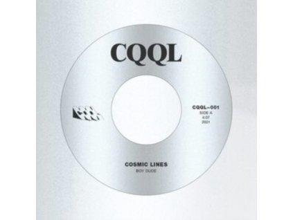 "BOY DUDE / MICKEY DE GRAND IV - Cosmic Lines / Geraldine (7"" Vinyl)"