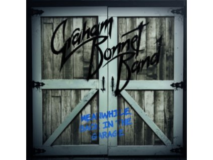 GRAHAM BONNET BAND - Meanwhile. Back In The Garage (LP)