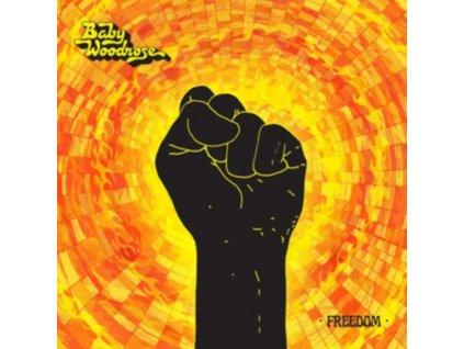 BABY WOODROSE - Freedom (Green Vinyl) (LP)