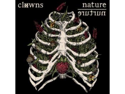 CLOWNS - Nature / Nurture (LP)