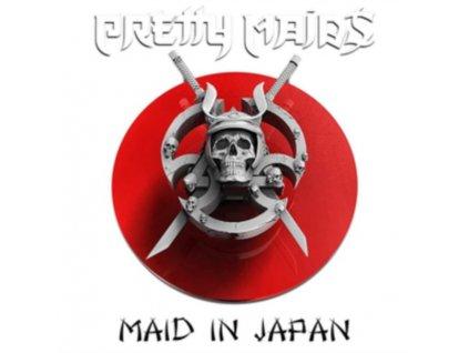 PRETTY MAIDS - Maid In Japan - Future World Live 30 Anniversary (LP)