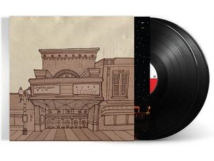 STRAYLIGHT RUN - Live At The Patchogue Theatre (LP)