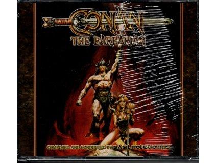 Barbar Conan (soundtrack - CD) Conan the Barbarian (3 CD)