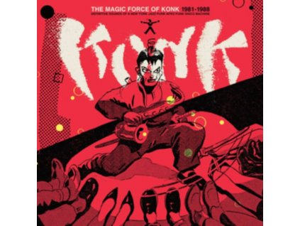 KONK - The Magic Force Of Konk 1981-1988 (LP)