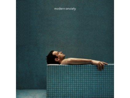 JOSEF SALVAT - Modern Anxiety (Blue Vinyl) (LP)