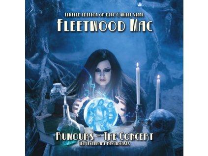 "FLEETWOOD MAC - Rumours The Concert (Blue & White Swirl Vinyl) (10"" Vinyl)"
