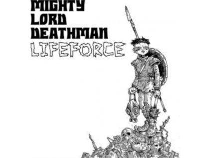 MIGHTY LORD DEATHMAN - Lifeforce (LP)