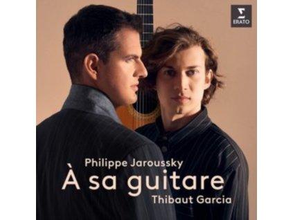 PHILIPPE JAROUSSKY / THIBAUT GARCIA - A Sa Guitare (LP)
