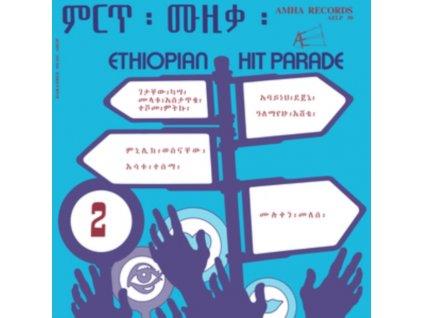 VARIOUS ARTISTS - Ethiopian Hit Parade Vol. 2 (LP)