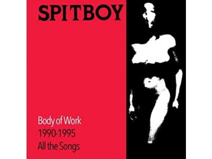 SPITBOY - Body Of Work (Red/Black Marble Vinyl) (LP)