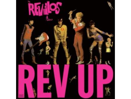REVILLOS - Rev Up (LP)