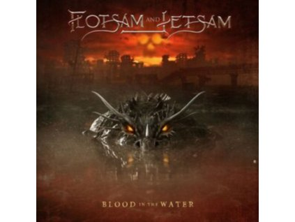 FLOTSAM AND JETSAM - Blood In The Water (LP)