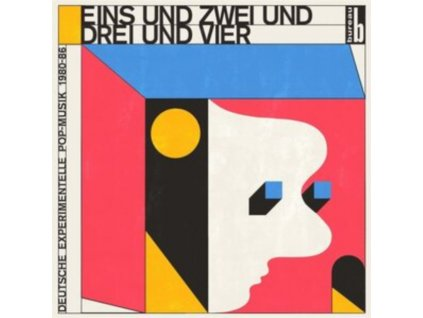 VARIOUS ARTISTS - Eins Und Zwei Und Drei Und Vier (LP)