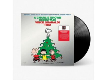 VINCE GUARALDI - A Charlie Brown Christmas (Limited Edition) (LP)