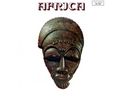 M.ZALLA (PIERO UMILIANI) - Africa (LP)