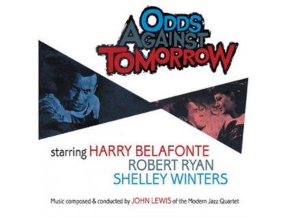 JOHN LEWIS - Odds Against Tomorrow - OST (CD)