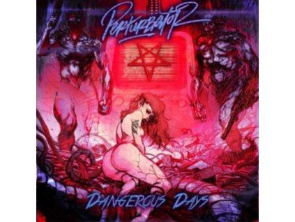PERTURBATOR - Dangerous Days (LP)