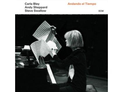 CARLA BLEY & ANDY SHEPPARD & STEVE SWALLOW - Andando El Tiempo (LP)