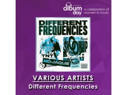 VARIOUS ARTISTS - Different Frequencies (LP)